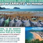 Viaje a Zarauz