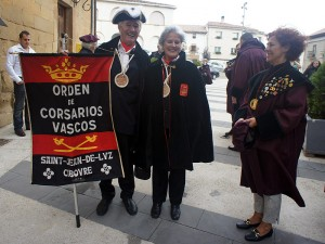 Corsarios Vascos de Iparralde