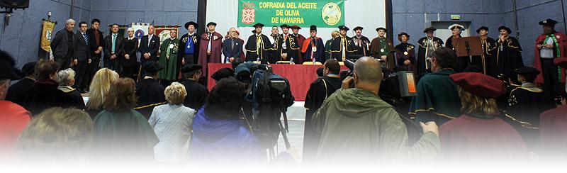 Cofradía del Aceite de Navarra