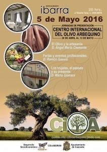 CIOA CENTRO INTERNACIONAL DEL OLIVO ARBEQUINO