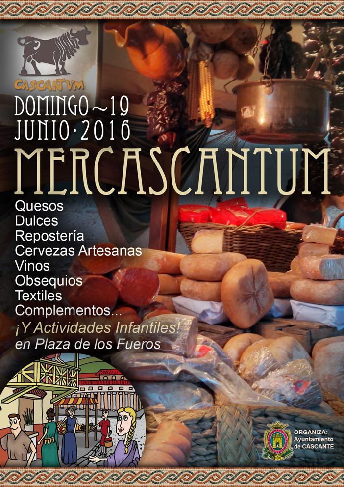 Mercascantum, mercado tradicional de productos artesanos