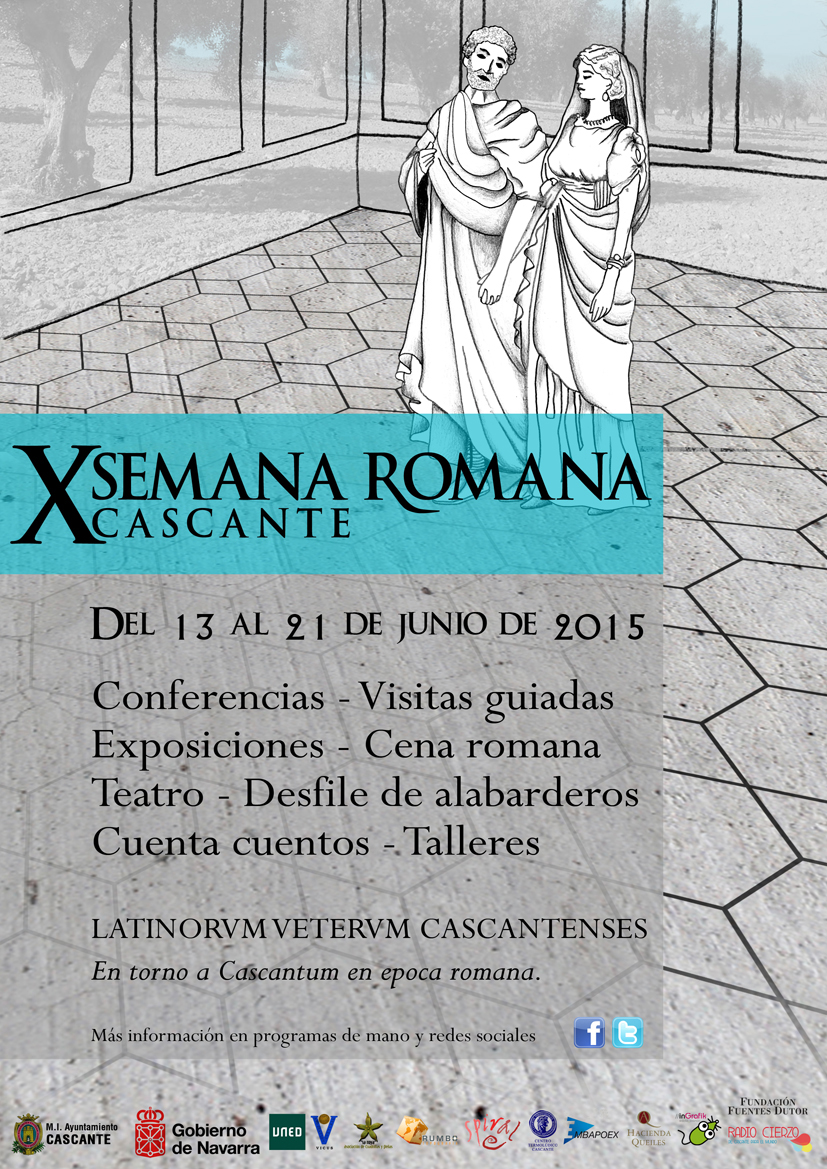 Semana Romana Cascante 2016