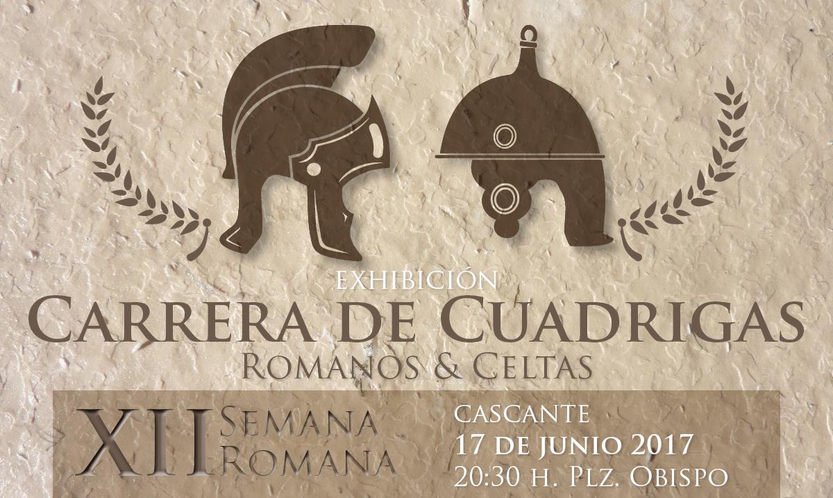 Semana Romana Cuádrigas