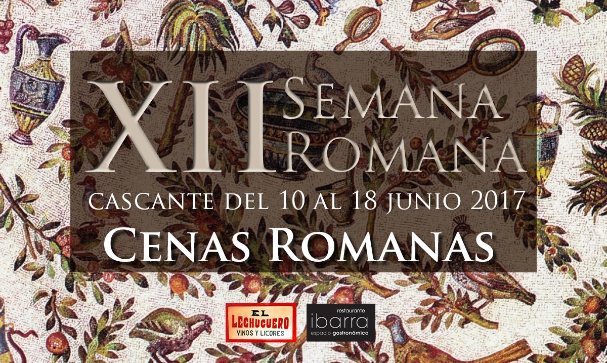 Semana Romana Cenas